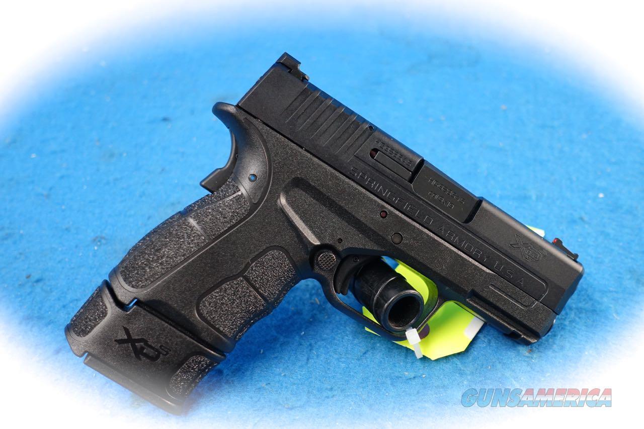 Springfield Armory XD-s Mod2 3.3 9mm Pistol Model XDSG9339B **New**  Guns > Pistols > Springfield Armory Pistols > XD-S