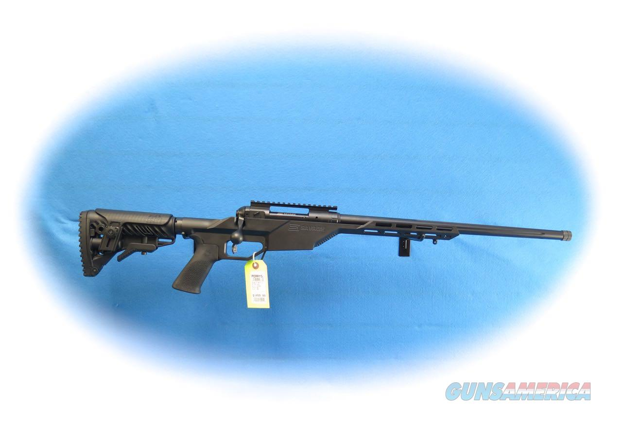Savage 10 BA Stealth Bolt Action Rifle .308 Winchester Cal **New**  Guns > Rifles > Savage Rifles > 10/110