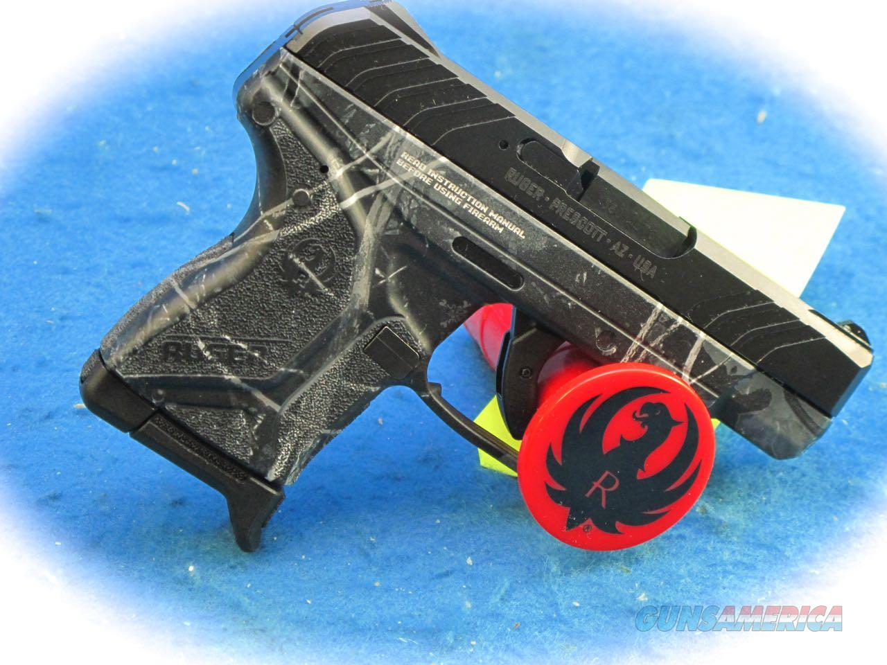 Ruger LCP II .380 ACP Pistol  Moonshine Harvest Moon Camo Model 3767 **New**   Guns > Pistols > Ruger Semi-Auto Pistols > LCP