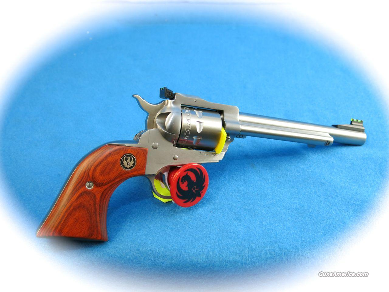 Ruger New Model Single-Six Single Nine SS Revolver .22 Mag **New**  Guns > Pistols > Ruger Single Action Revolvers > Single Six Type