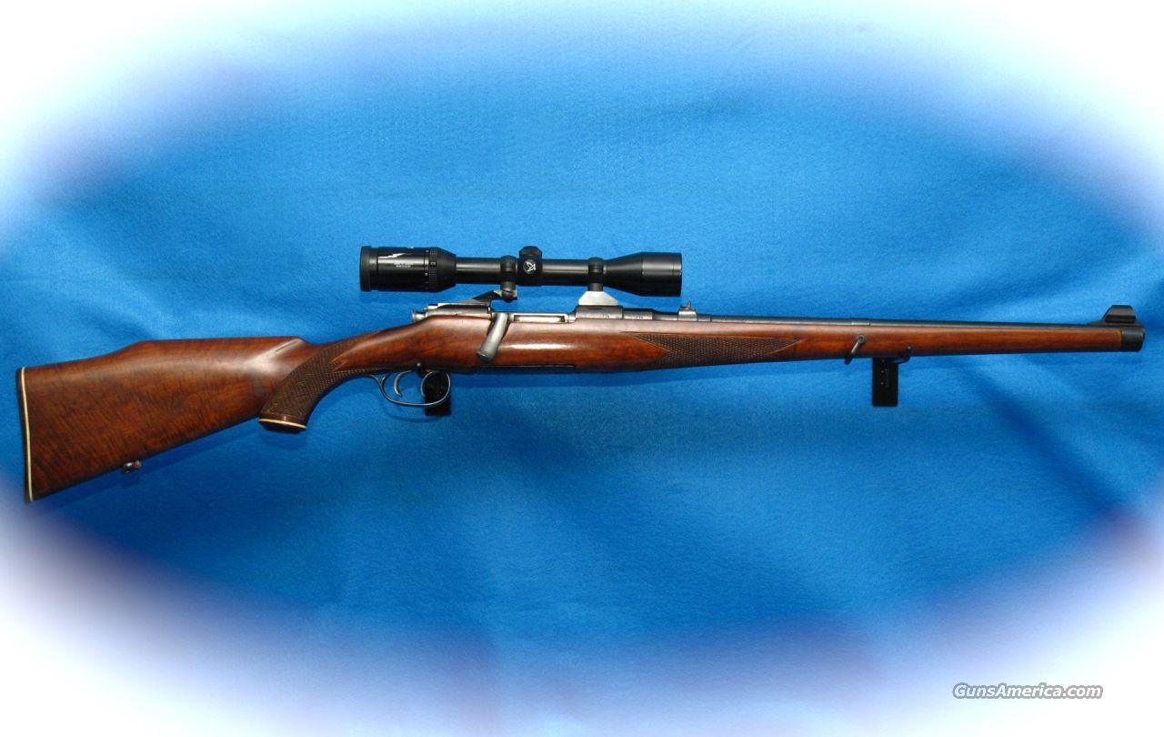 Styer Mannlicher 30-06 Rifle with Swarovski 3-9x36  Scope **USED**  Guns > Rifles > Steyr Rifles