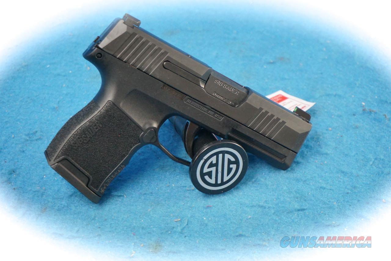 Sig Sauer P365 9mm Nitron Micro Compact Pistol **New**  Guns > Pistols > Sig - Sauer/Sigarms Pistols > P365