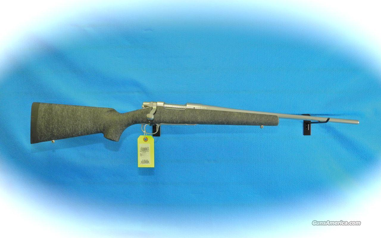 Remington Model 7 Bolt Action Rifle 260 Rem Cal  **Used**  Guns > Rifles > Remington Rifles - Modern > Bolt Action Non-Model 700 > Sporting