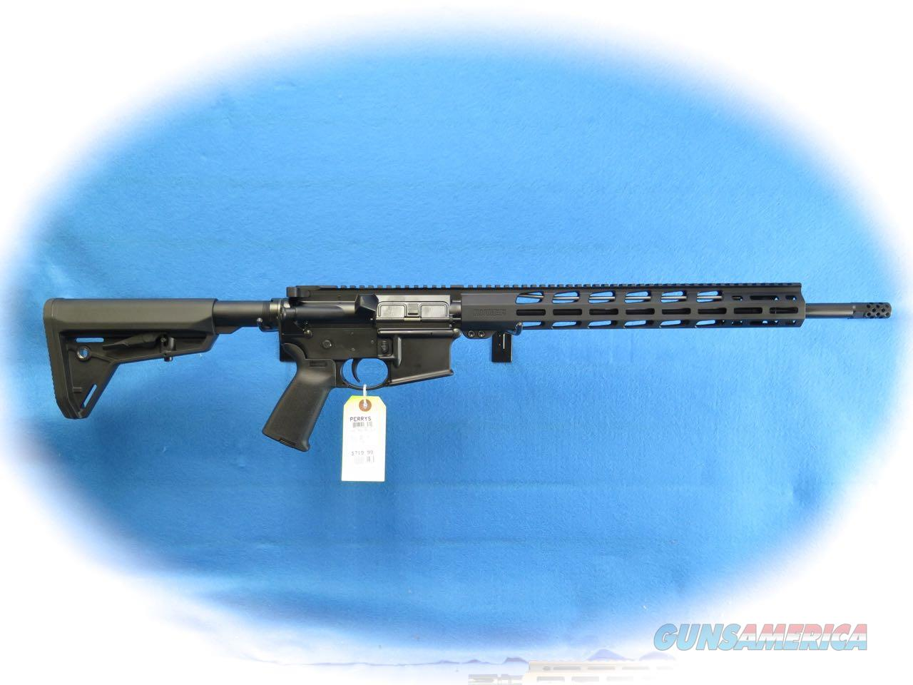 Ruger AR-556 MPR Semi Auto 5.56mm Rifle Model 8514 **New**   Guns > Rifles > Ruger Rifles > AR Series