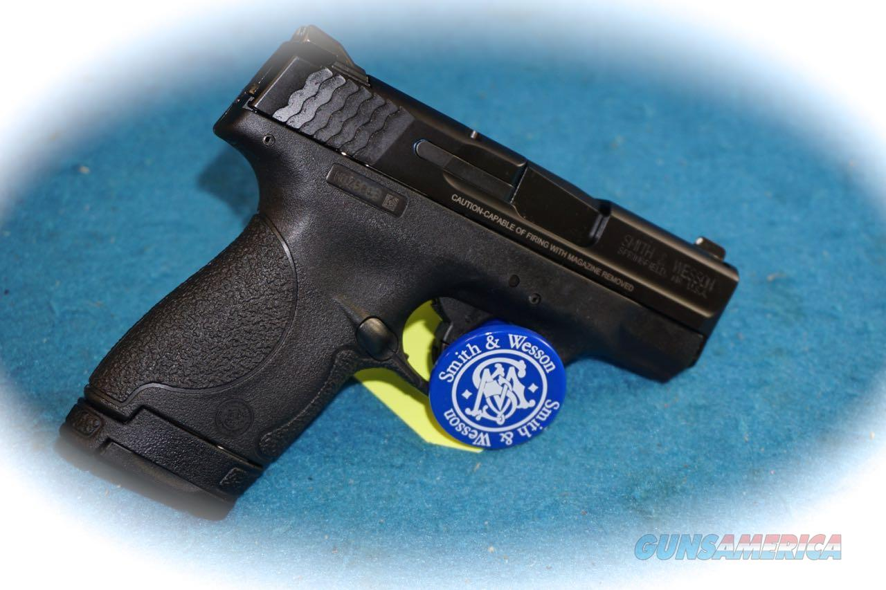Smith & Wesson M&P Shield 40 .40 S&W Cal Pistol **New**  Guns > Pistols > Smith & Wesson Pistols - Autos > Shield