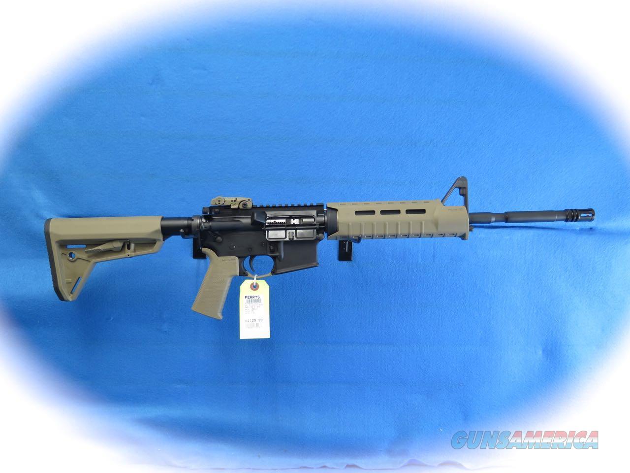 Colt M4 Carbine Magpul SL FDE 5.56mm Cal Model LE6920MPS-FDE **New**  Guns > Rifles > Colt Military/Tactical Rifles