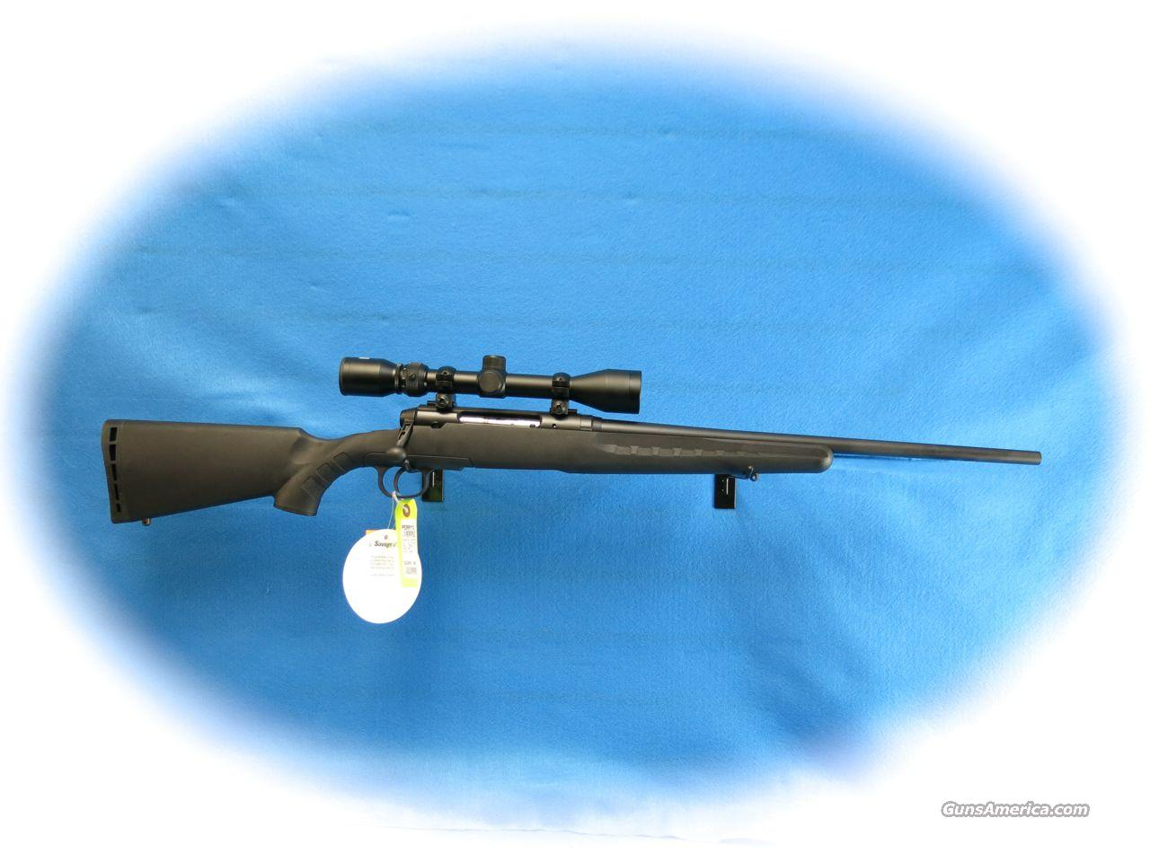 Savage Arms Axis Bolt Action YOUTH Rifle 7mm-08 Rem Cal **New**  Guns > Rifles > Savage Rifles > Standard Bolt Action > Sporting