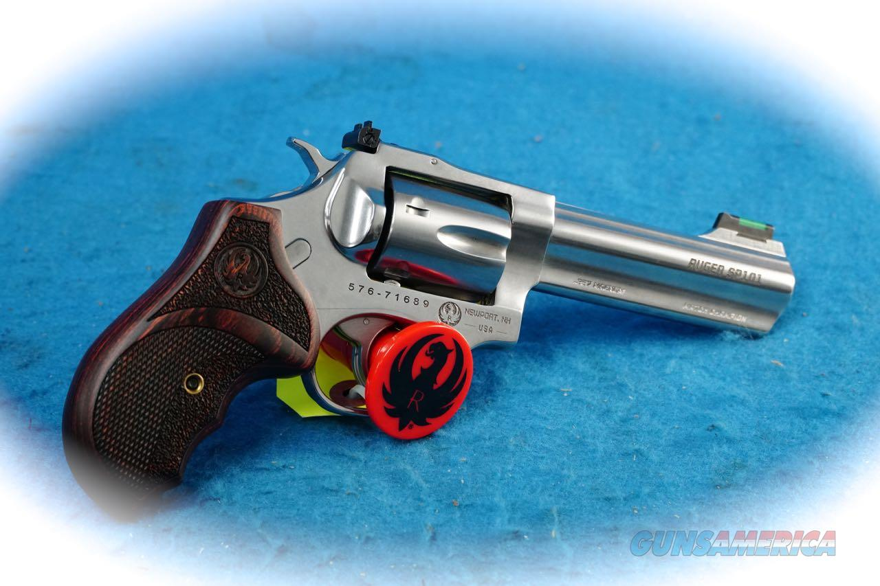 Ruger SP101 Match Champion .357 Mag SS Revolver Model 5782 **New**  Guns > Pistols > Ruger Double Action Revolver > SP101 Type
