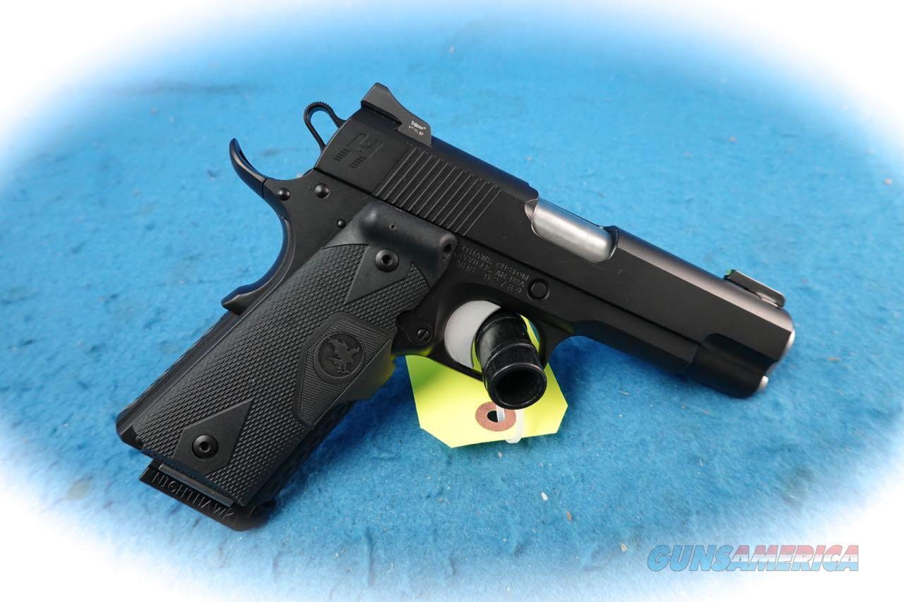 Nighthawk Custom 1911 Heinie Tactical Commander .45 ACP Pistol **Used**  Guns > Pistols > Nighthawk Pistols