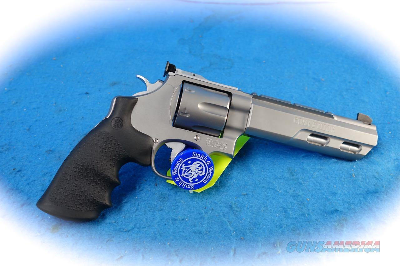 Smith & Wesson Performance Center 629 Competitor .44 Mag Revolver **New**  Guns > Pistols > Smith & Wesson Revolvers > Performance Center
