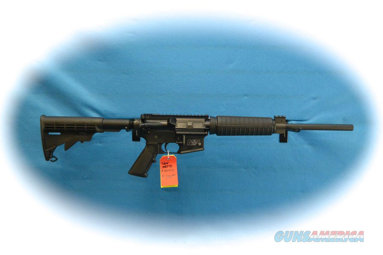 Smith & Wesson M&P15 ORC 5.56mm Carbine SKU 811013 **New** ##ON SALE##  Guns > Rifles > Smith & Wesson Rifles > M&P