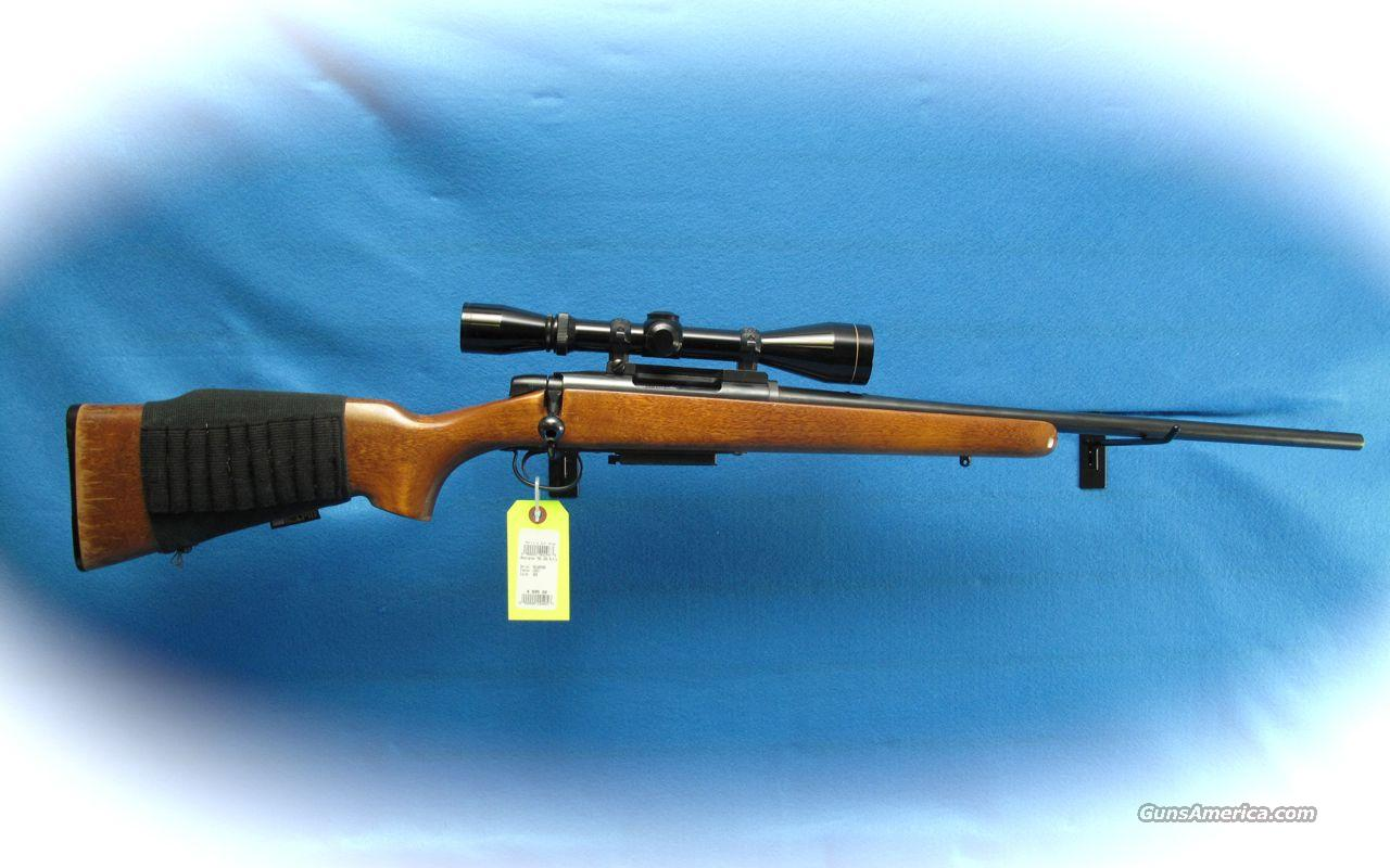 Remington Model 788 rifle 308 cal with Leupold Scope **USED**  Guns > Rifles > Remington Rifles - Modern > Other