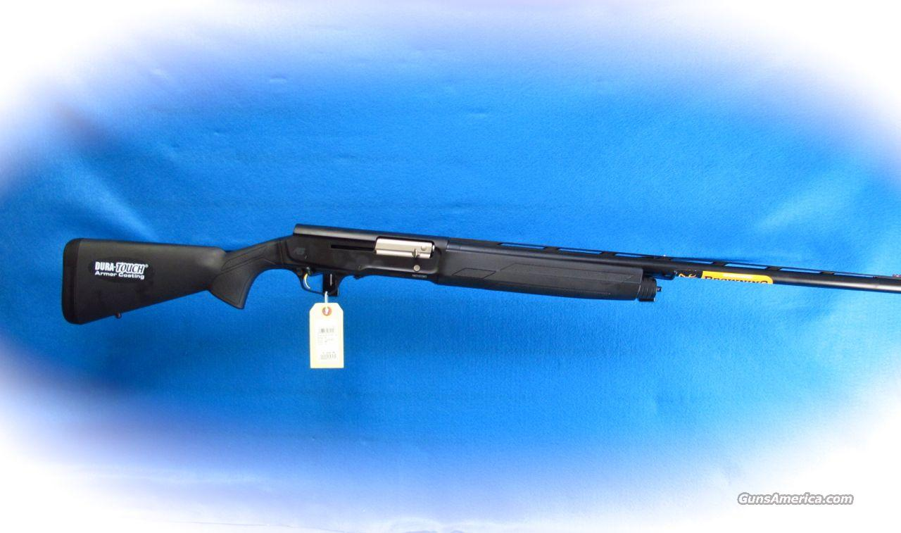 Browning A5 Stalker 12 Ga. Semi Auto Shotgun **New**  Guns > Shotguns > Browning Shotguns > Autoloaders > Hunting