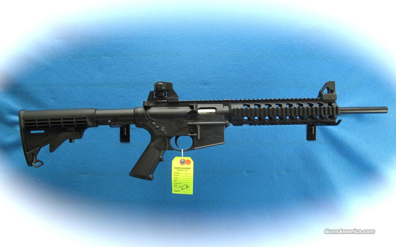 Smith & Wesson M& 15-22 Semi Auto Rifle .22LR Cal. **NEW**  Guns > Rifles > Smith & Wesson Rifles > M&P