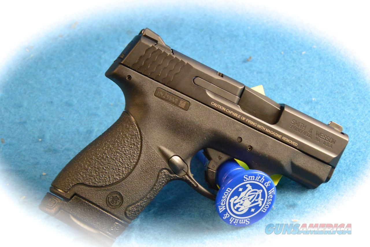 Smith & Wesson M&P Shield .40 S&W Cal **New**  Guns > Pistols > Smith & Wesson Pistols - Autos > Polymer Frame