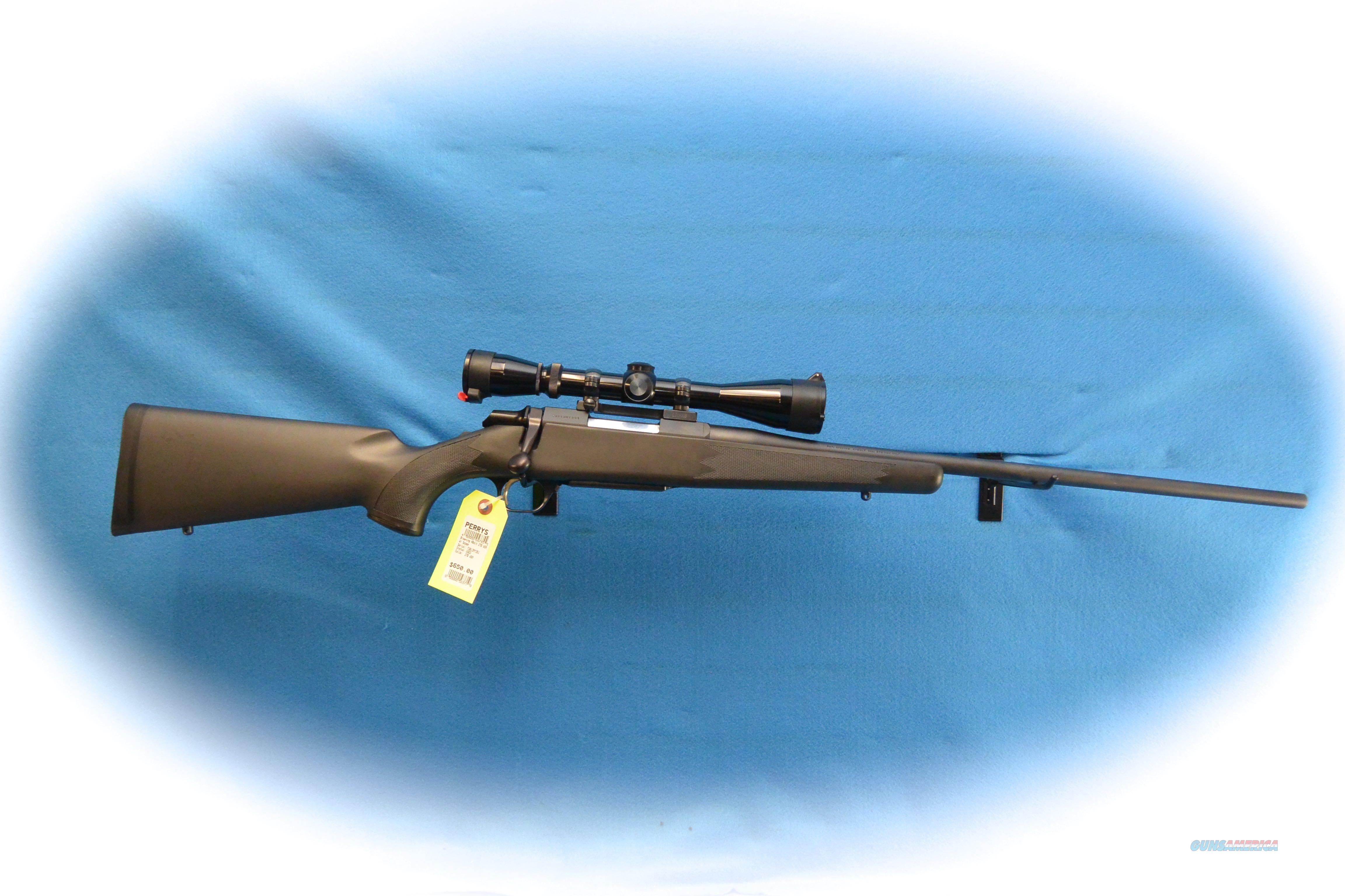 Browning A-Bolt II bolt action rifle, .270 WSM caliber w/ Scope **Used**  Guns > Rifles > Browning Rifles > Bolt Action > Hunting > Blue