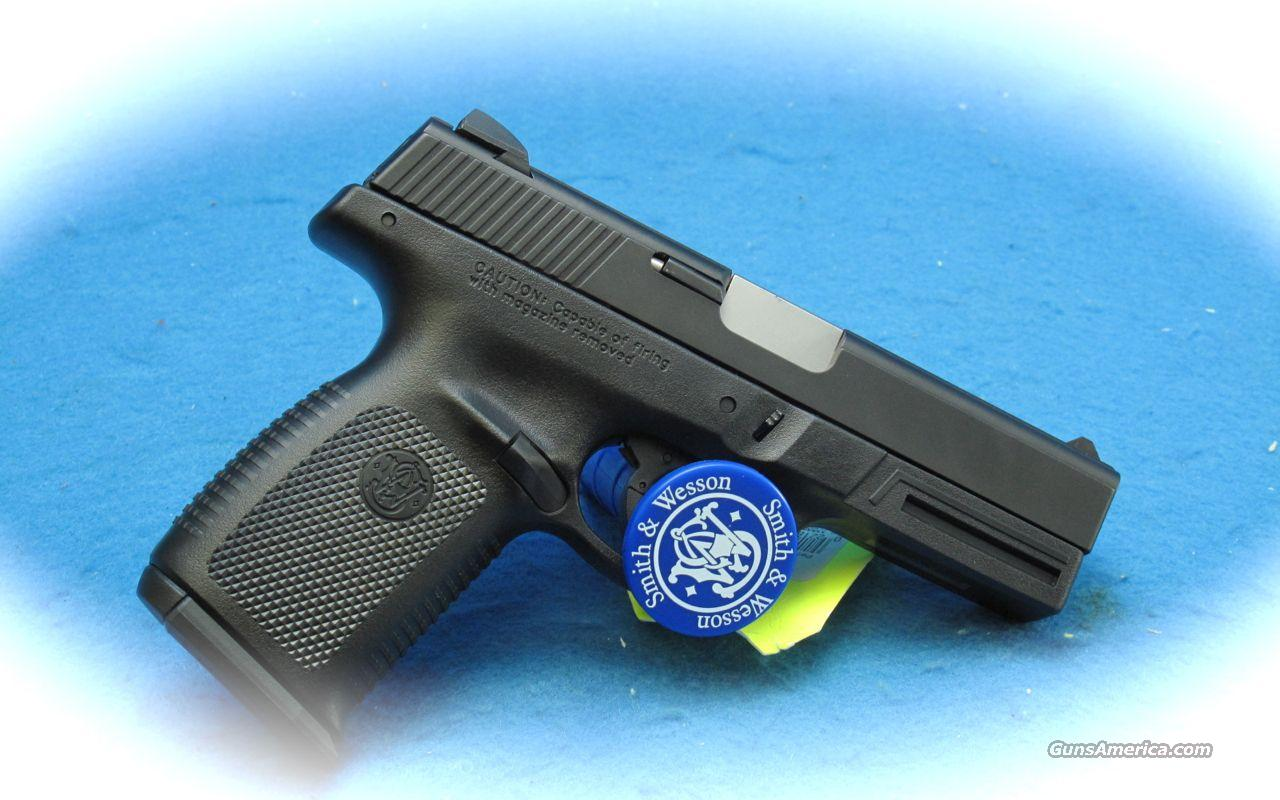 Smith & Wesson SW9VE 9mm Pistol **NEW**  Guns > Pistols > Smith & Wesson Pistols - Autos > Polymer Frame