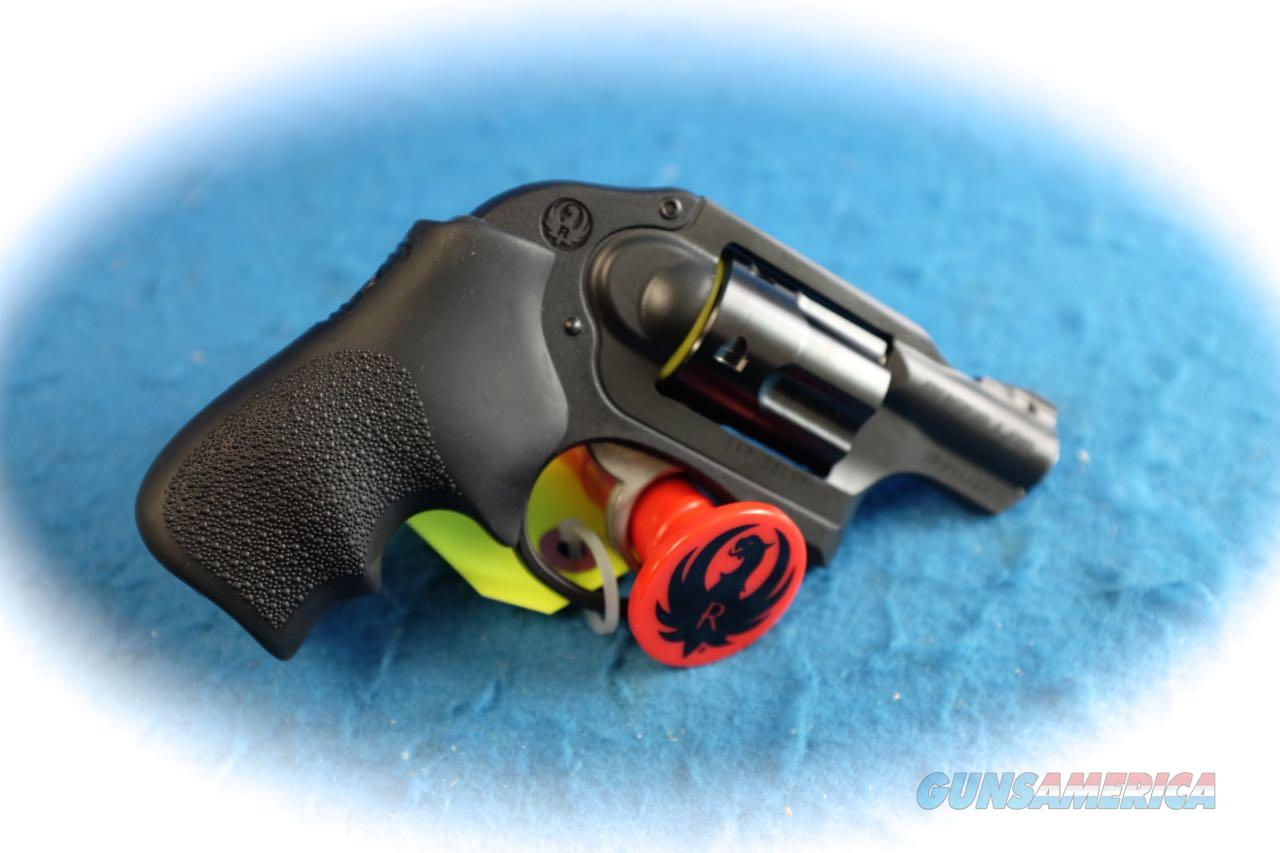 Ruger LCR 9mm Double Action Revolver Model 5456 **New**  Guns > Pistols > Ruger Double Action Revolver > LCR