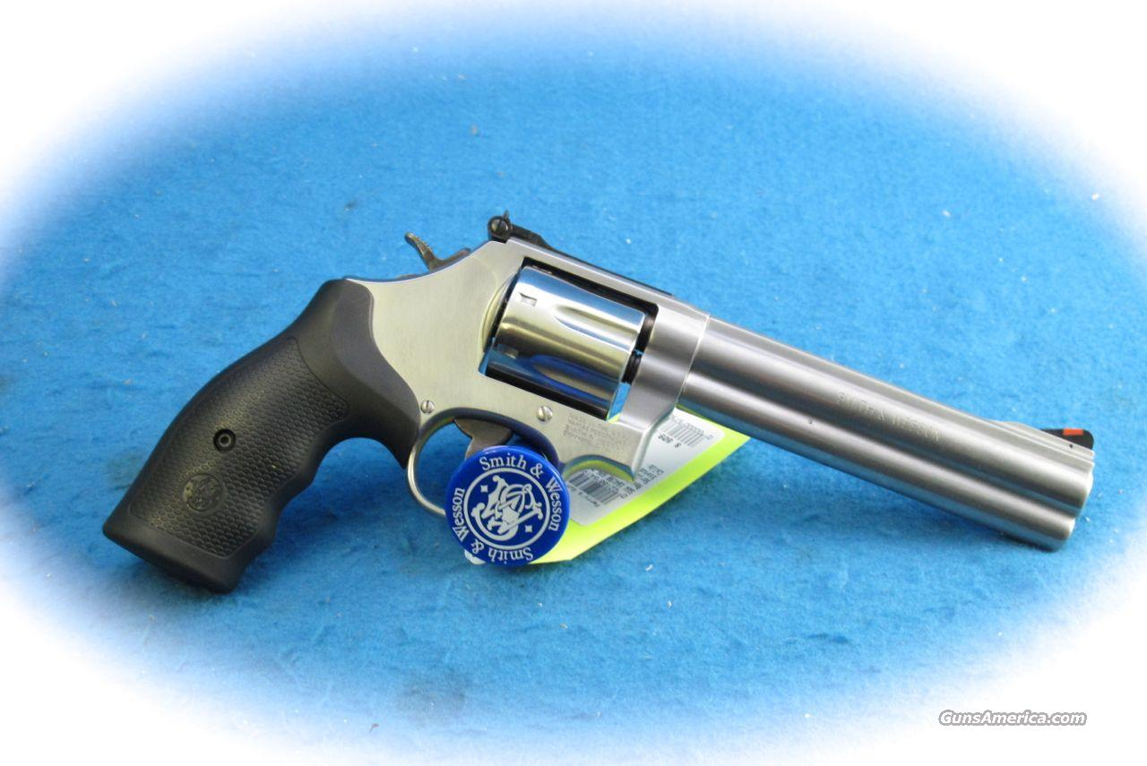 Smith & Wesson Model 686 Plus .357 Magnum Revolver **New**  Guns > Pistols > Smith & Wesson Revolvers > Full Frame Revolver