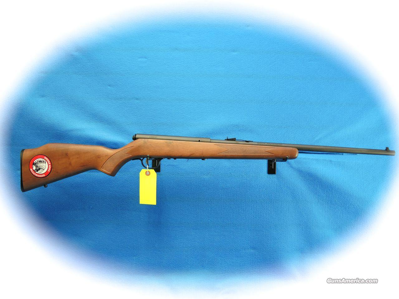 Savage Mark II GL Left Hand Bolt Action .22LR Rifle **New**  Guns > Rifles > Savage Rifles > Accutrigger Models > Sporting