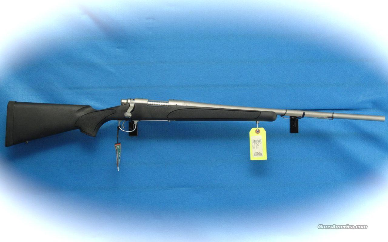 Remington 700 SPS Stainless Rifle 300WSM Cal. **NEW**  Guns > Rifles > Remington Rifles - Modern > Model 700 > Sporting