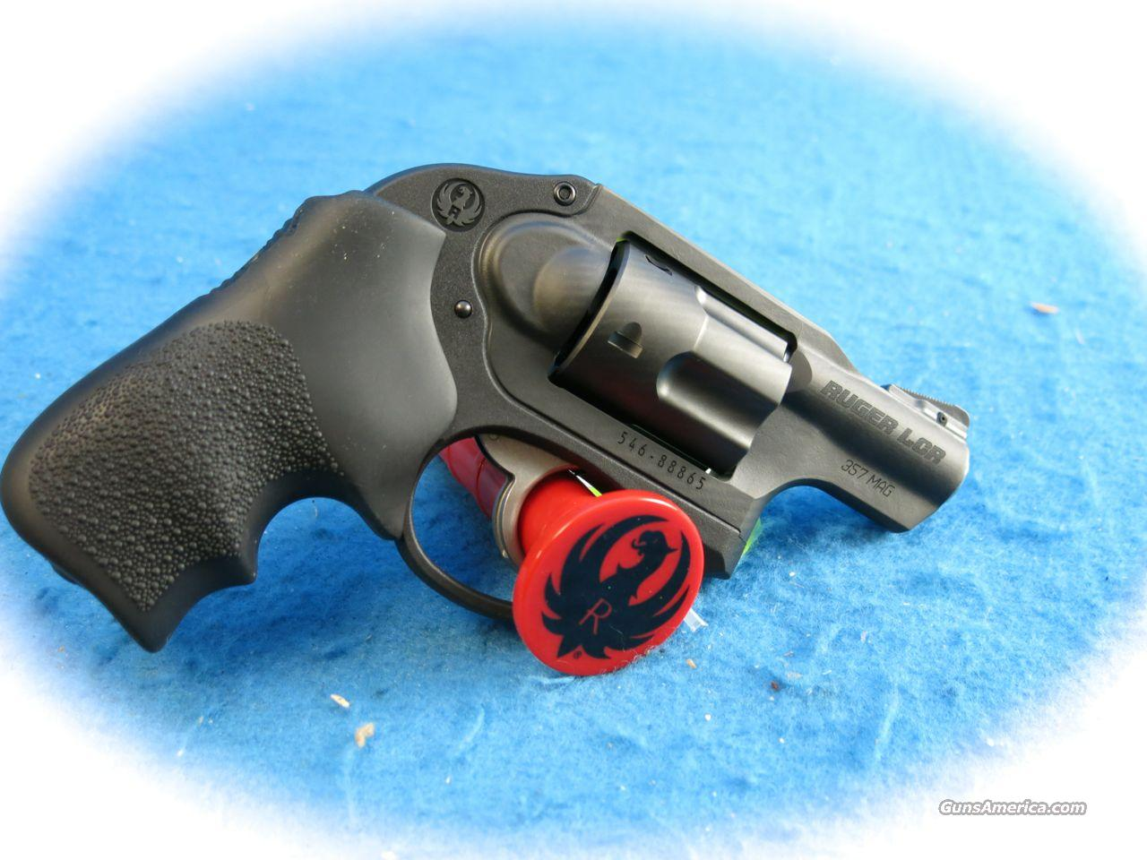 Ruger LCR .357 Mag Revolver Model 5450 **New**  Guns > Pistols > Ruger Double Action Revolver > LCR