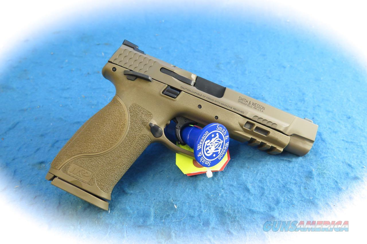 Smith & Wesson M&P9 2.0 9mm Semi Auto Pistol FDE Model 11537**New**  Guns > Pistols > Smith & Wesson Pistols - Autos > Polymer Frame