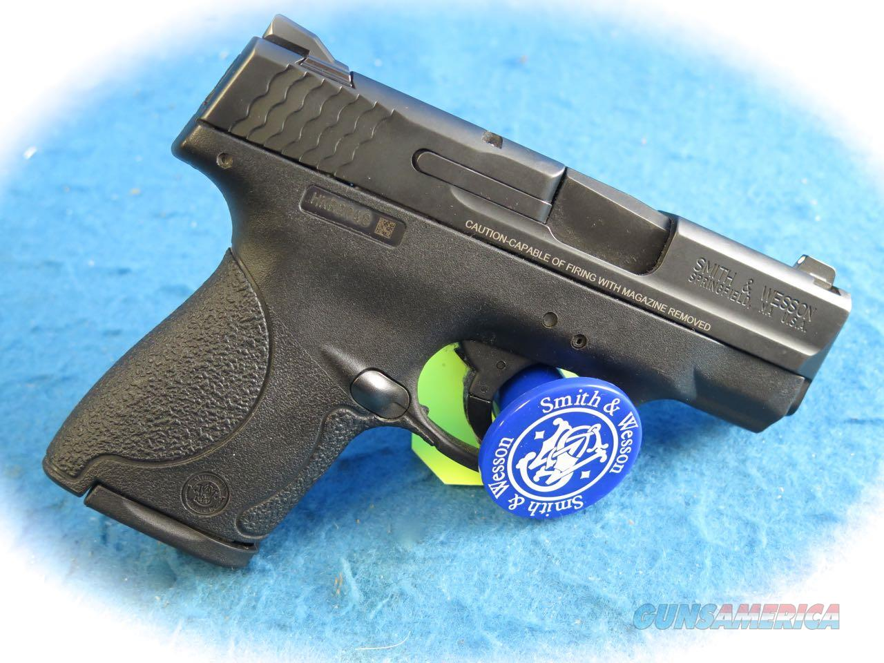 Smith & Wesson M&P Shield 9MM Pistol W/TS **Used**  Guns > Pistols > Smith & Wesson Pistols - Autos > Shield
