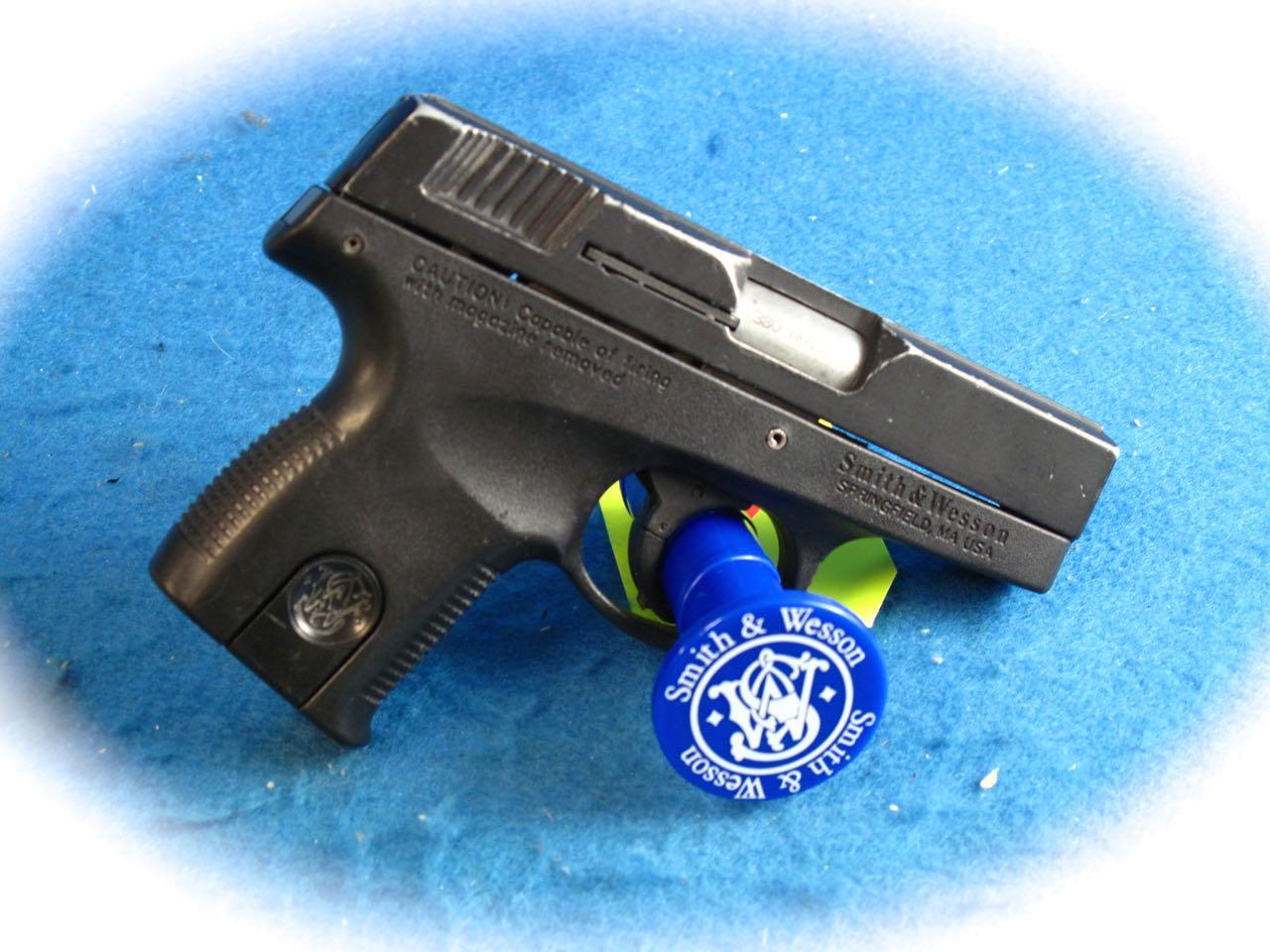 Smith & Wesson SW380 Semi Auto .380 ACP Pistol **Used**  Guns > Pistols > Smith & Wesson Pistols - Autos > Polymer Frame