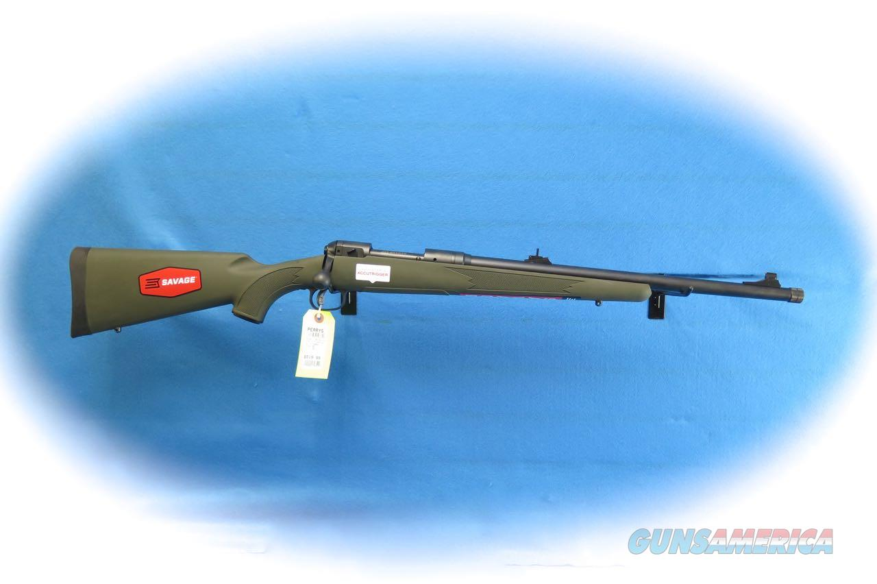 Savage Model 11 Hog Hunter .308 Winchester Cal Rifle Item 19662 **New**  Guns > Rifles > Savage Rifles > 11/111