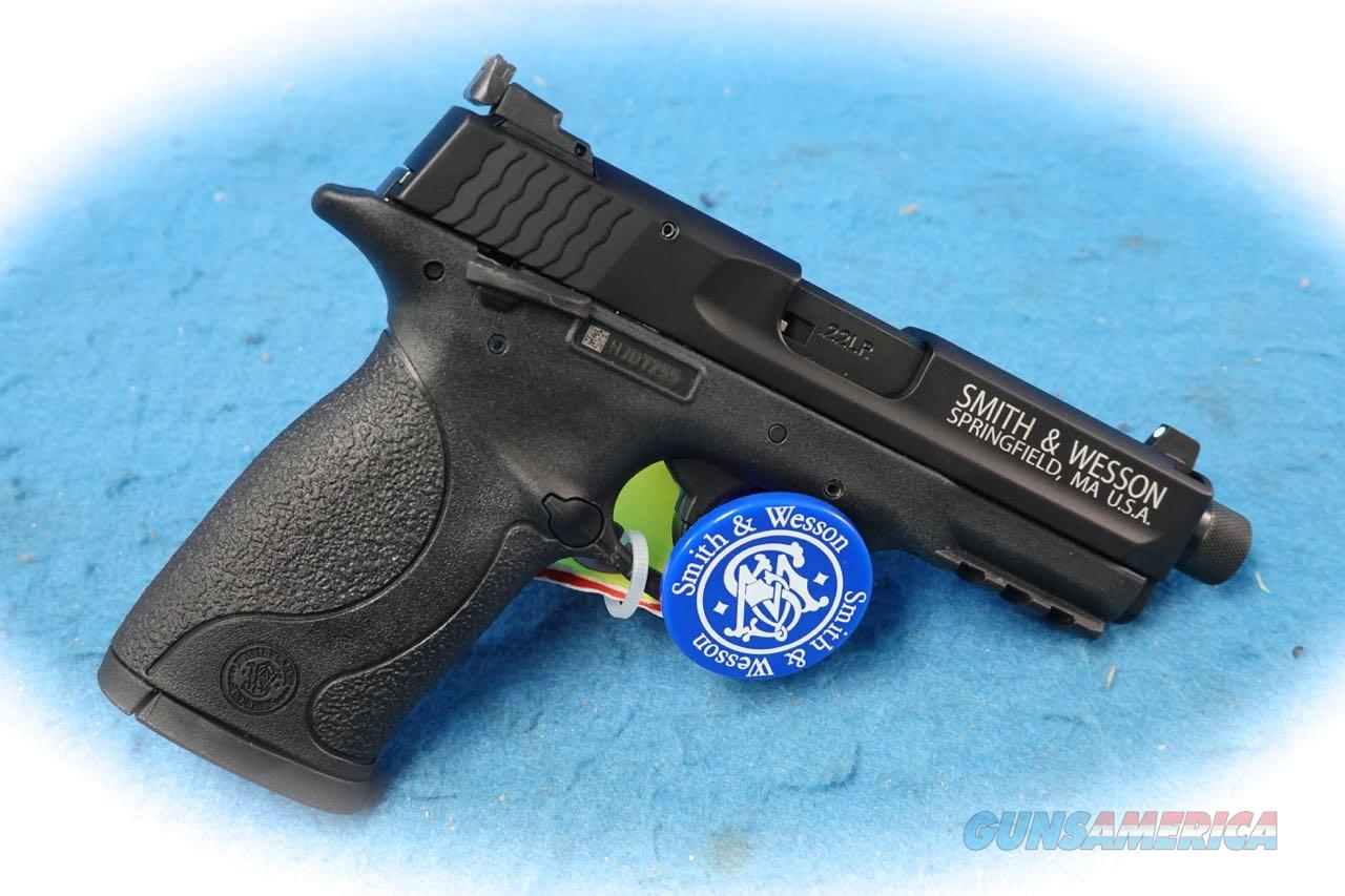 Smith & Wesson M&P22 Compact .22 LR Pistol W/TB **New** ON SALE  Guns > Pistols > Smith & Wesson Pistols - Autos > .22 Autos