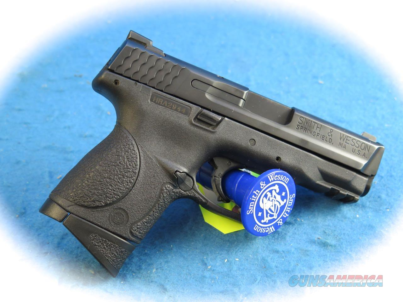 Smith& Wesson M&P40c .40 ACP Pistol **Used**  Guns > Pistols > Smith & Wesson Pistols - Autos > Polymer Frame