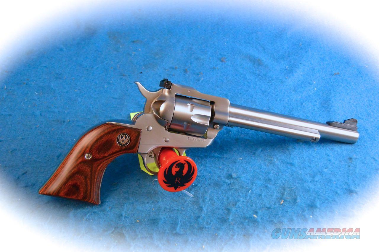 Ruger New Model Single-Six Convertible .22LR/.22Mag Revolver  **New**  Guns > Pistols > Ruger Single Action Revolvers > Single Six Type