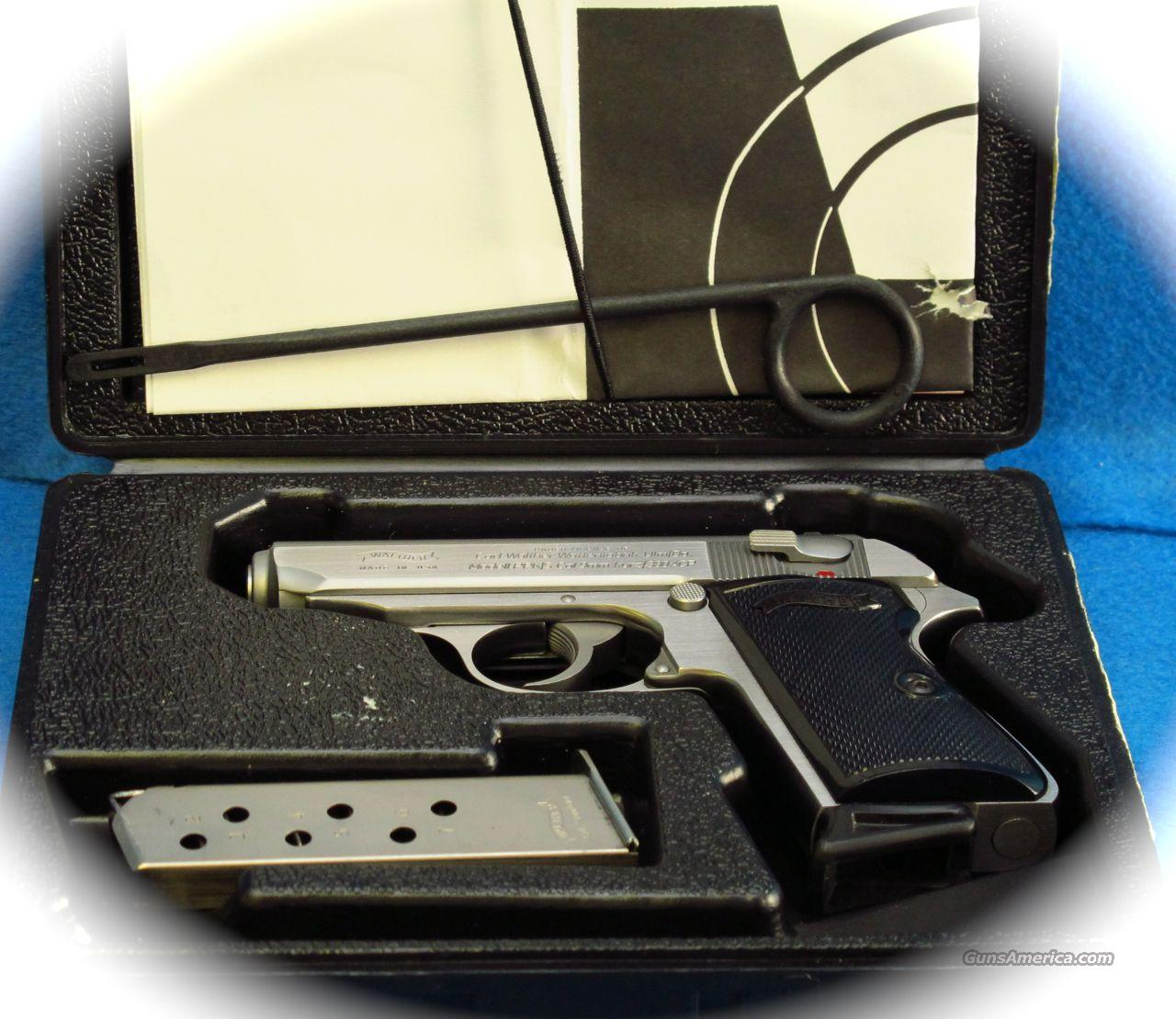 Walther PPK/2 SS .380 Interarms Pistol **Used**  Guns > Pistols > Walther Pistols > Post WWII > PP Series