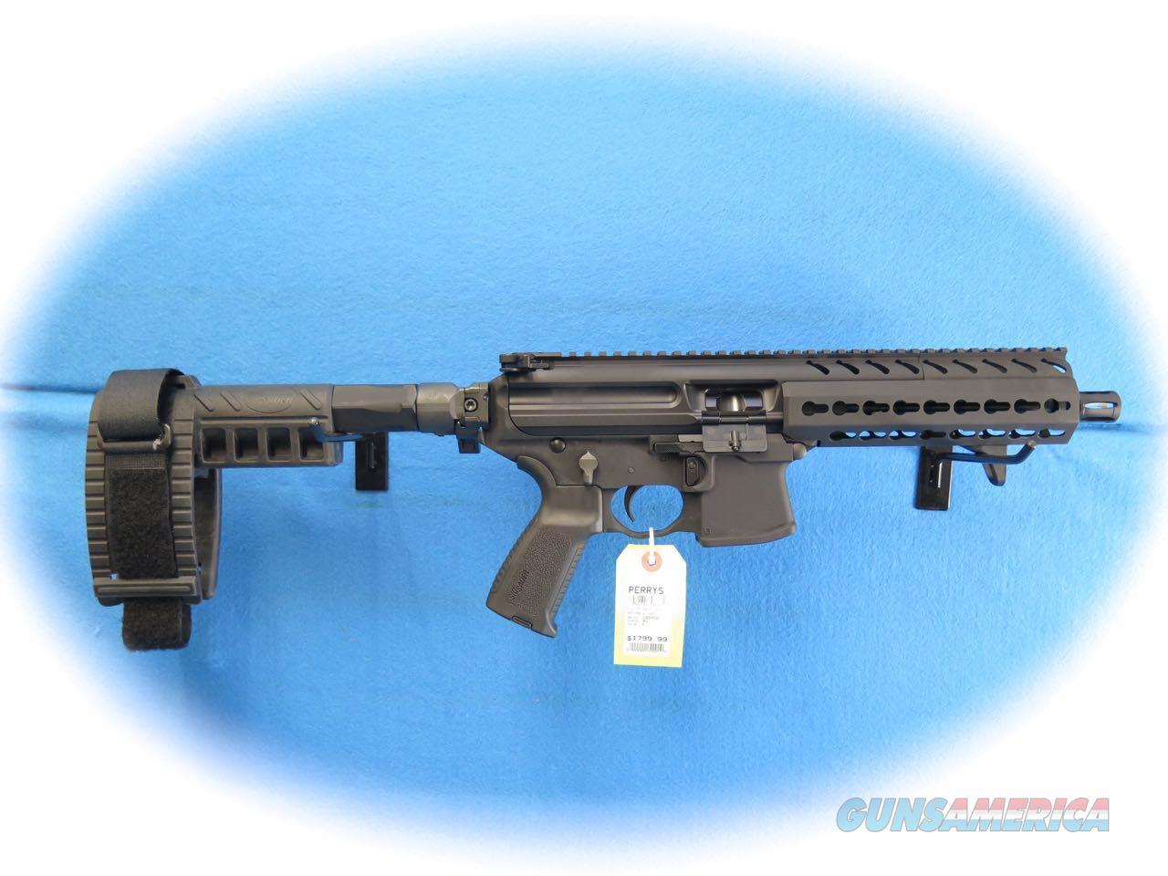 Sig Sauer MPX PSB 9mm Pistol Model MPX-P-9-KM-PSB **New**  Guns > Pistols > Sig - Sauer/Sigarms Pistols > Other