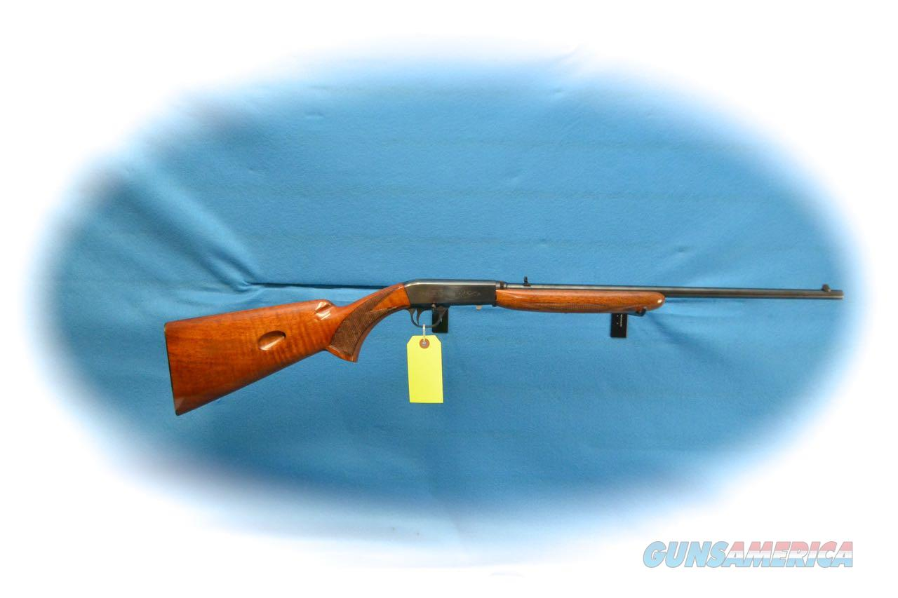 Browning 22 Semi Auto Take-Down Rifle  Belgium Mfg **Used**  Guns > Rifles > Browning Rifles > Semi Auto > Hunting