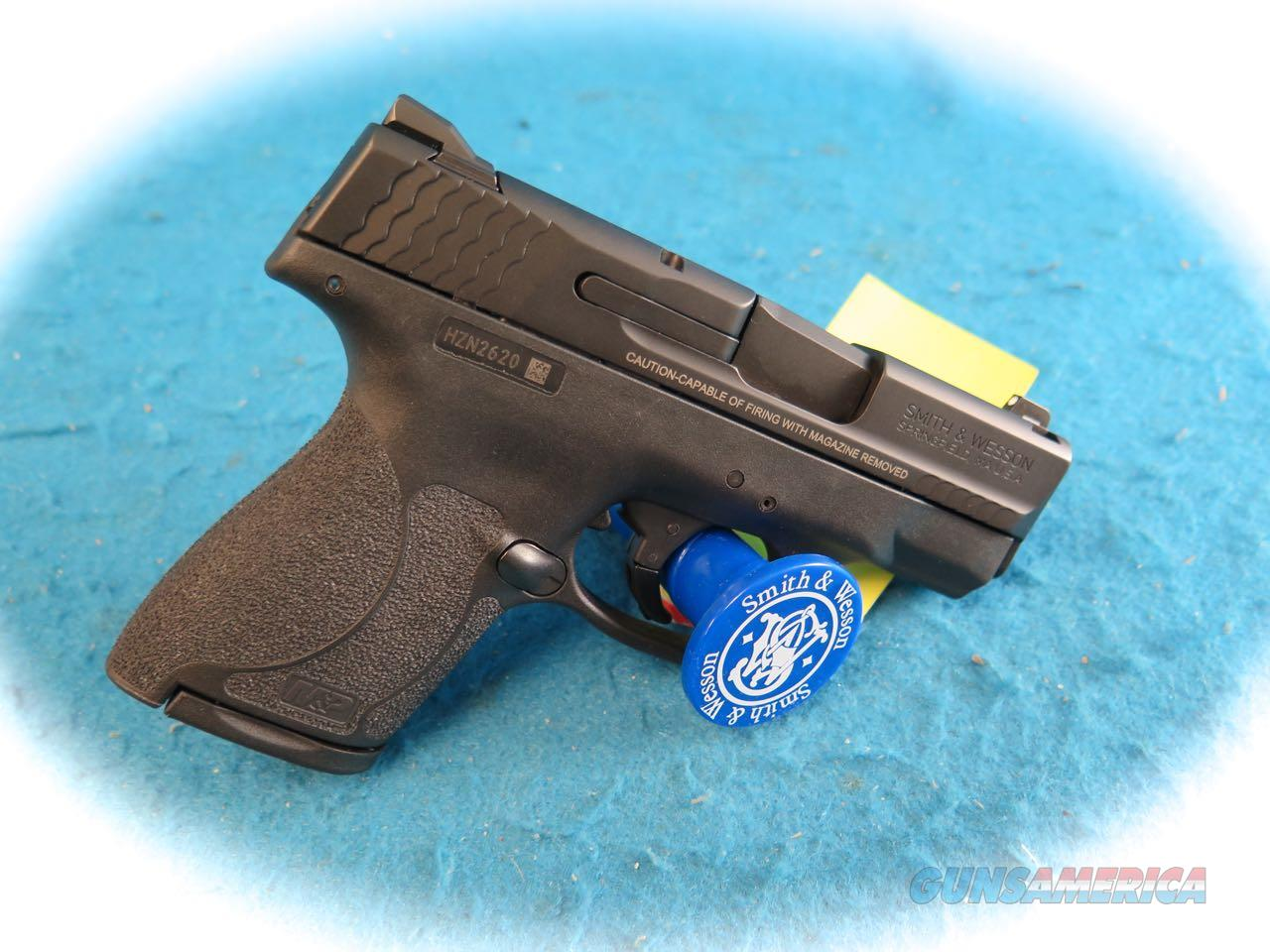 Smith & Wesson M&P Shield 2.0 9mm Pistol SKU 11808 **New**  Guns > Pistols > Smith & Wesson Pistols - Autos > Shield