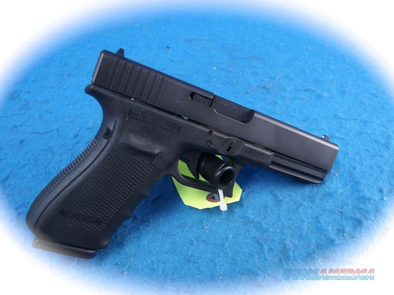 Glock Model 20 Gen 4 10MM Semi Auto Pistol **New**  Guns > Pistols > Glock Pistols > 20/21