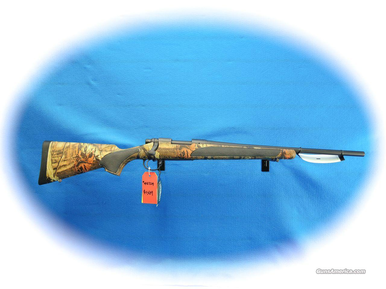 Remington Model 700 SPS 7mm-08 Compact Bolt Action Rifle CAMO **New**  Guns > Rifles > Remington Rifles - Modern > Model 700 > Sporting