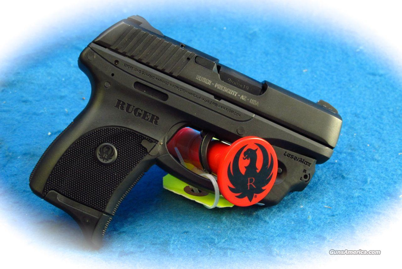 Ruger LC9 LM 9mm Pistol with LaserMax **New**  Guns > Pistols > Ruger Semi-Auto Pistols > LC9