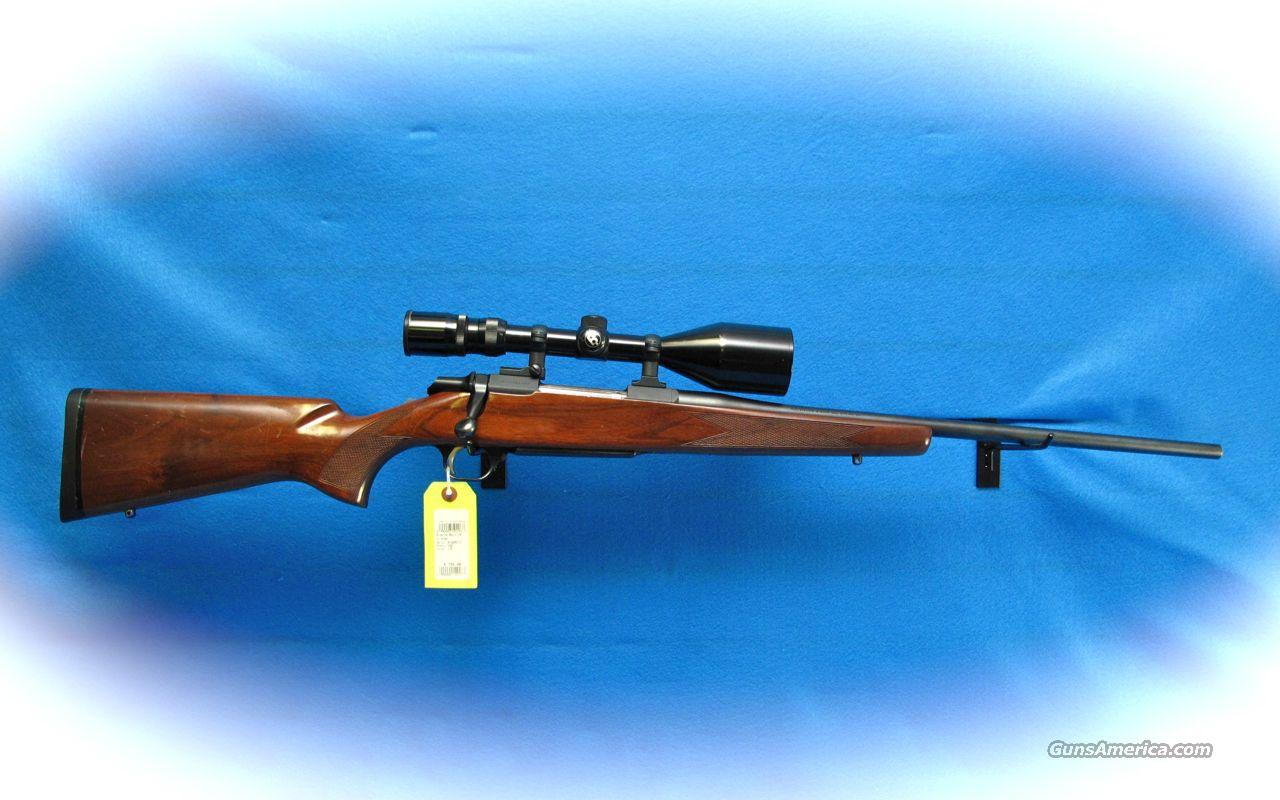 Browning ABolt Bolt Action Rifle, 270 Win Caliber, with Scope **USED**  Guns > Rifles > Browning Rifles > Bolt Action > Hunting > Blue