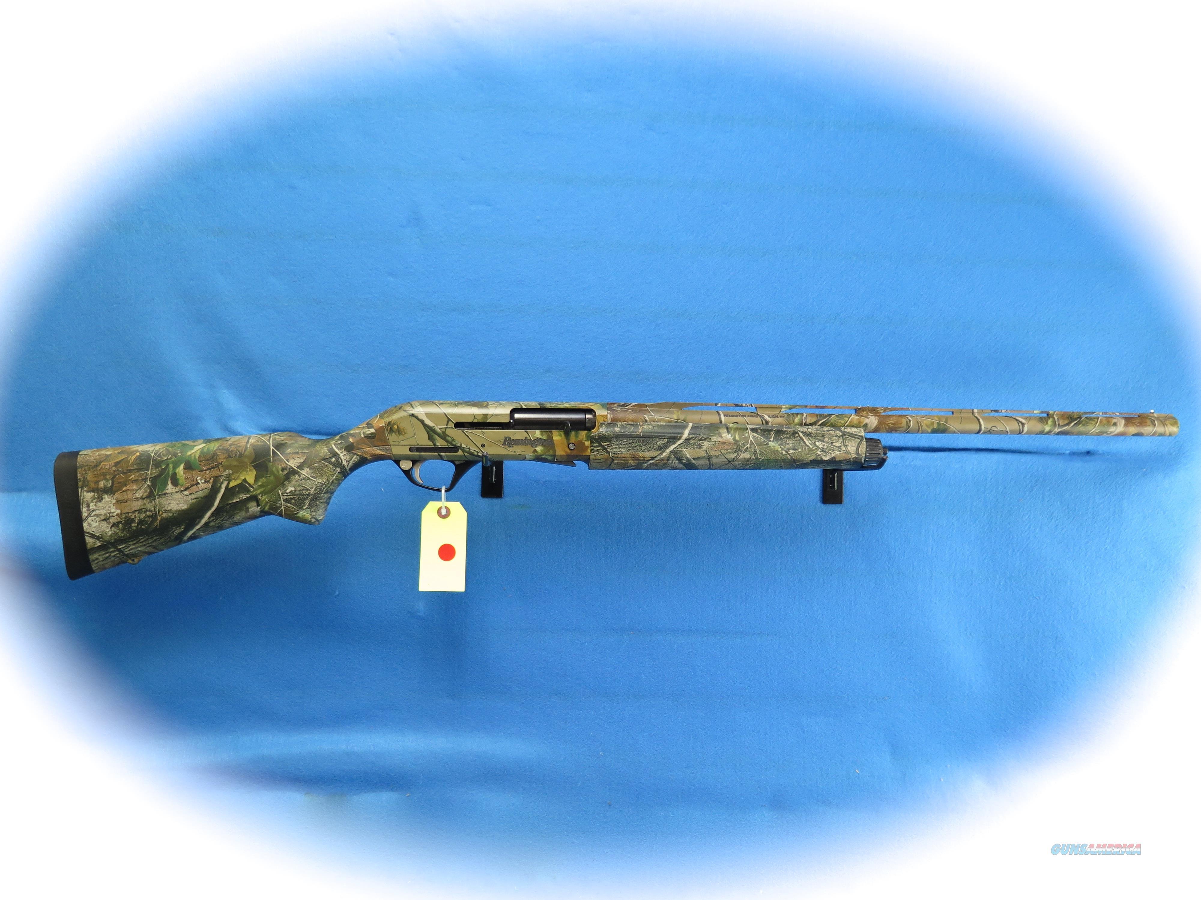 Remington VersaMax Sportsman 12 Ga. Semi Auto Shotgun Model 81027 **New**  Guns > Shotguns > Remington Shotguns  > Autoloaders > Hunting