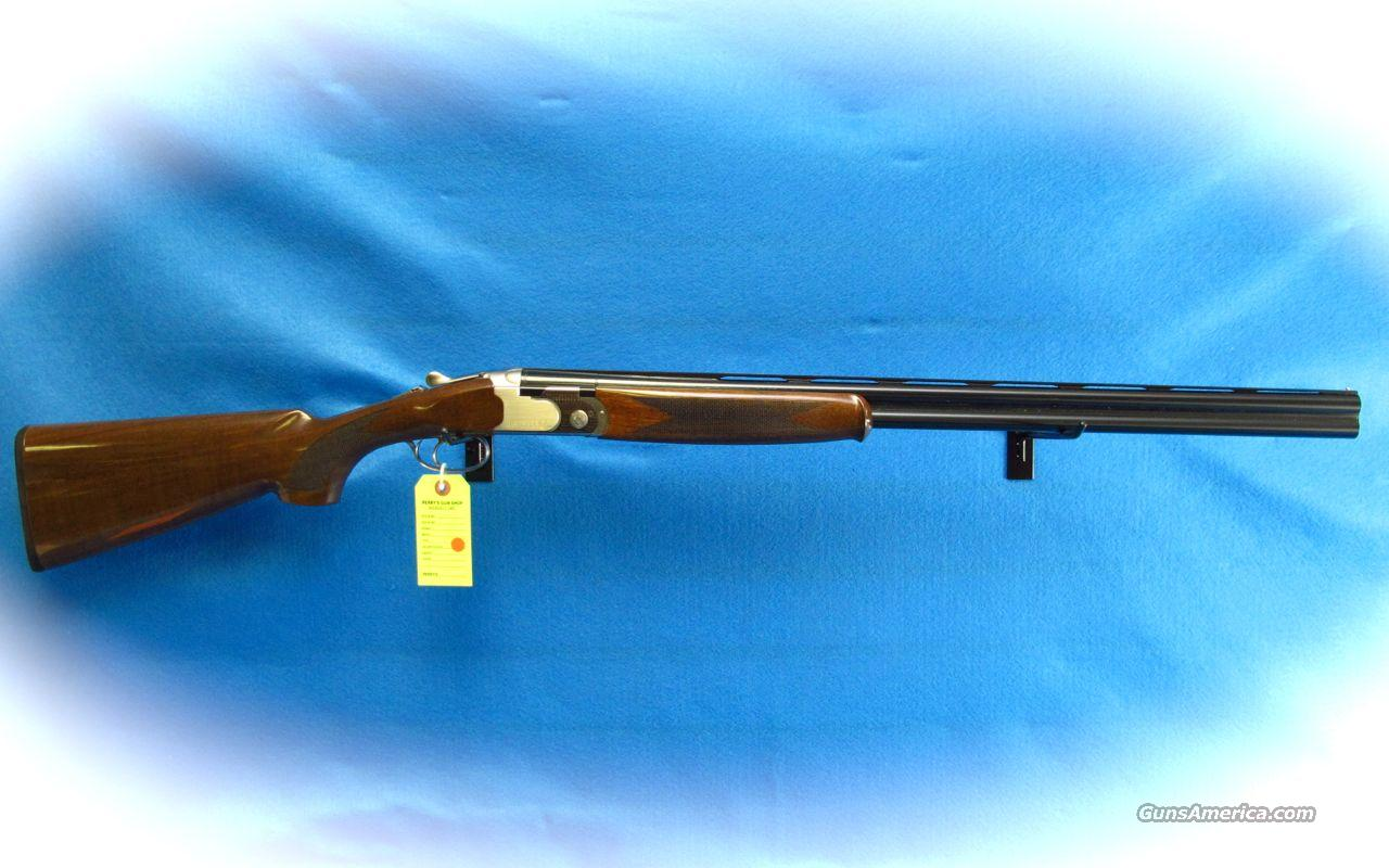 Beretta 686 White Onyx 20 Ga. O/U Shotgun **New**  Guns > Shotguns > Beretta Shotguns > O/U > Hunting