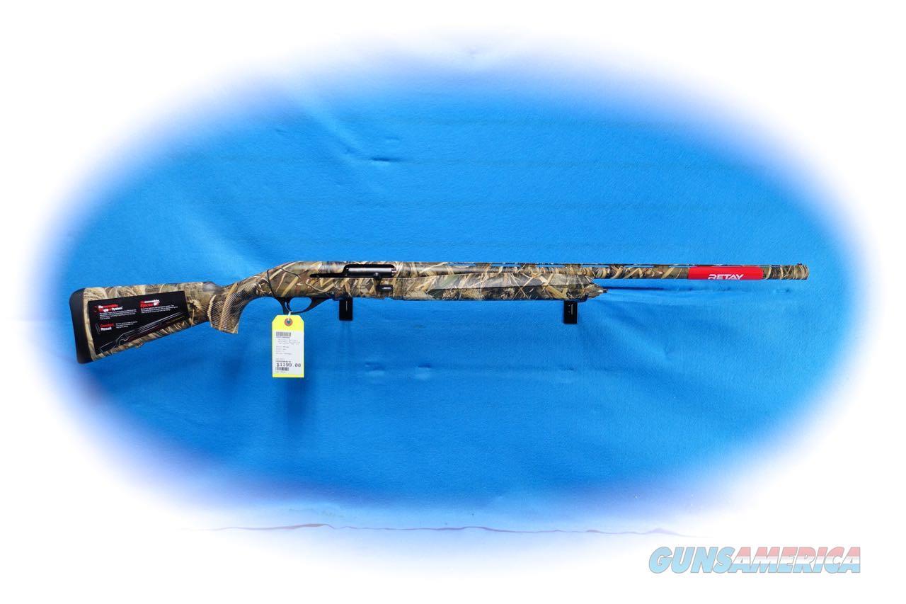Retay Masai Mara Realtree Max-5 SP 12 Ga. Semi Auto Shotgun **New**  Guns > Shotguns > R Misc Shotguns