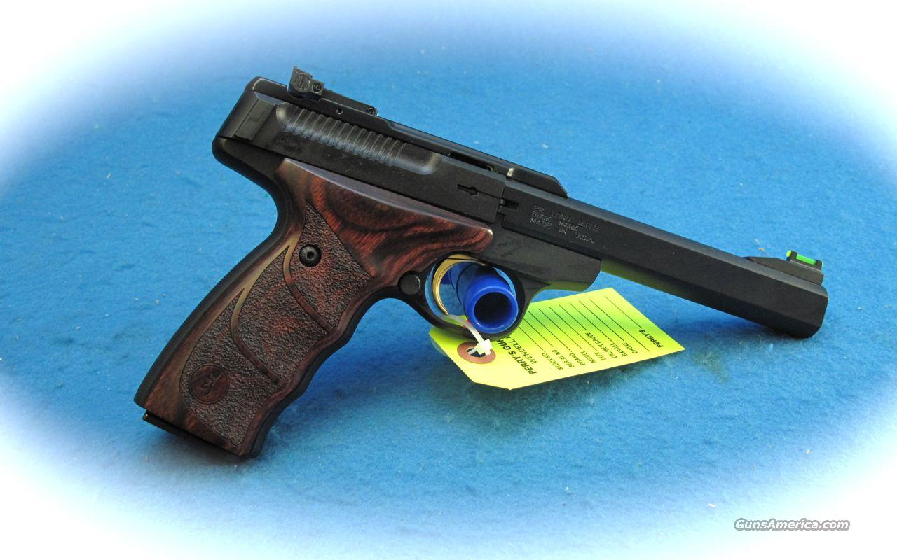 Browning Buck Mark UDX Plus .22LR Pistol **NEW**  Guns > Pistols > Browning Pistols > Buckmark