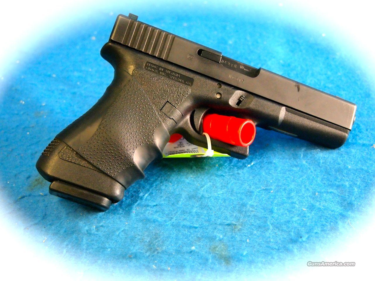 Glock Model 20 2nd Gen 10MM Pistol **Used**  Guns > Pistols > Glock Pistols > 20/21