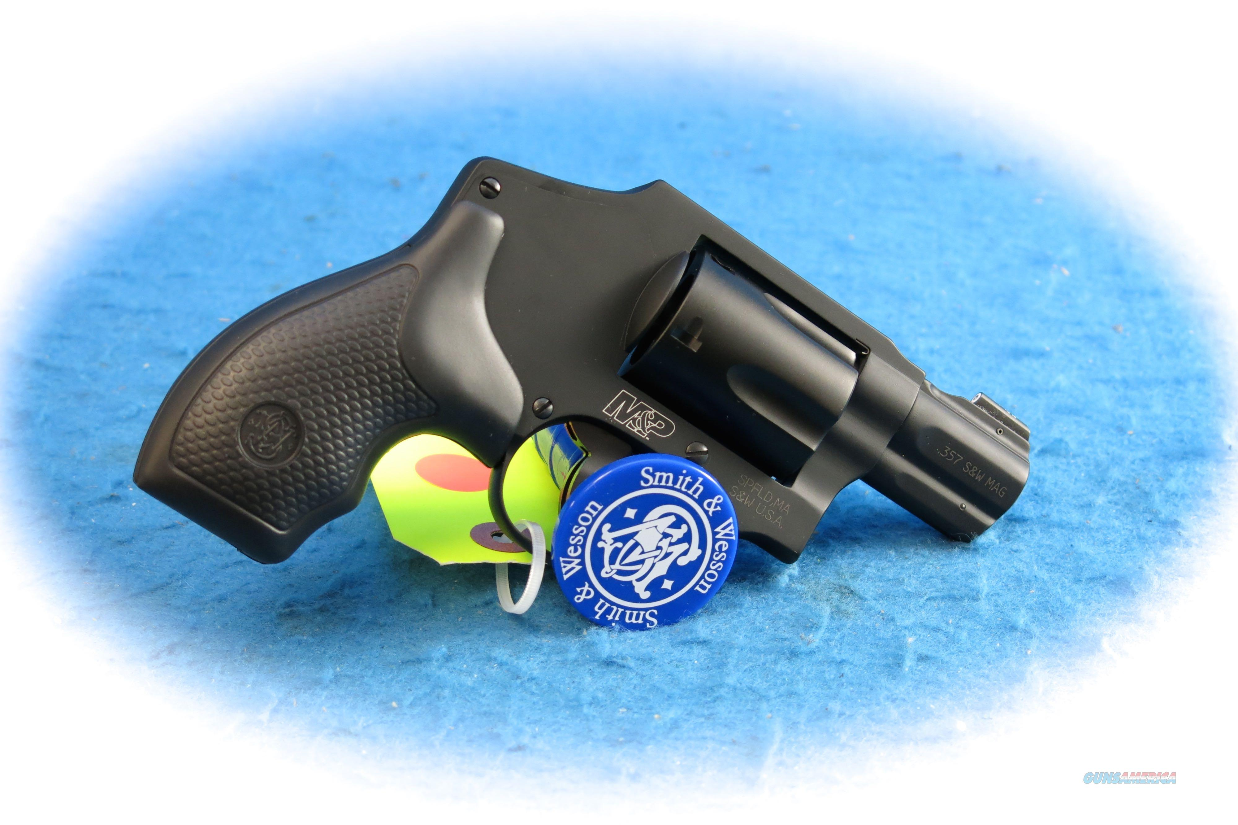 Smith & Wesson M&P340 .357 Mag Revolver W/Night Site **New**  Guns > Pistols > Smith & Wesson Revolvers > Pocket Pistols
