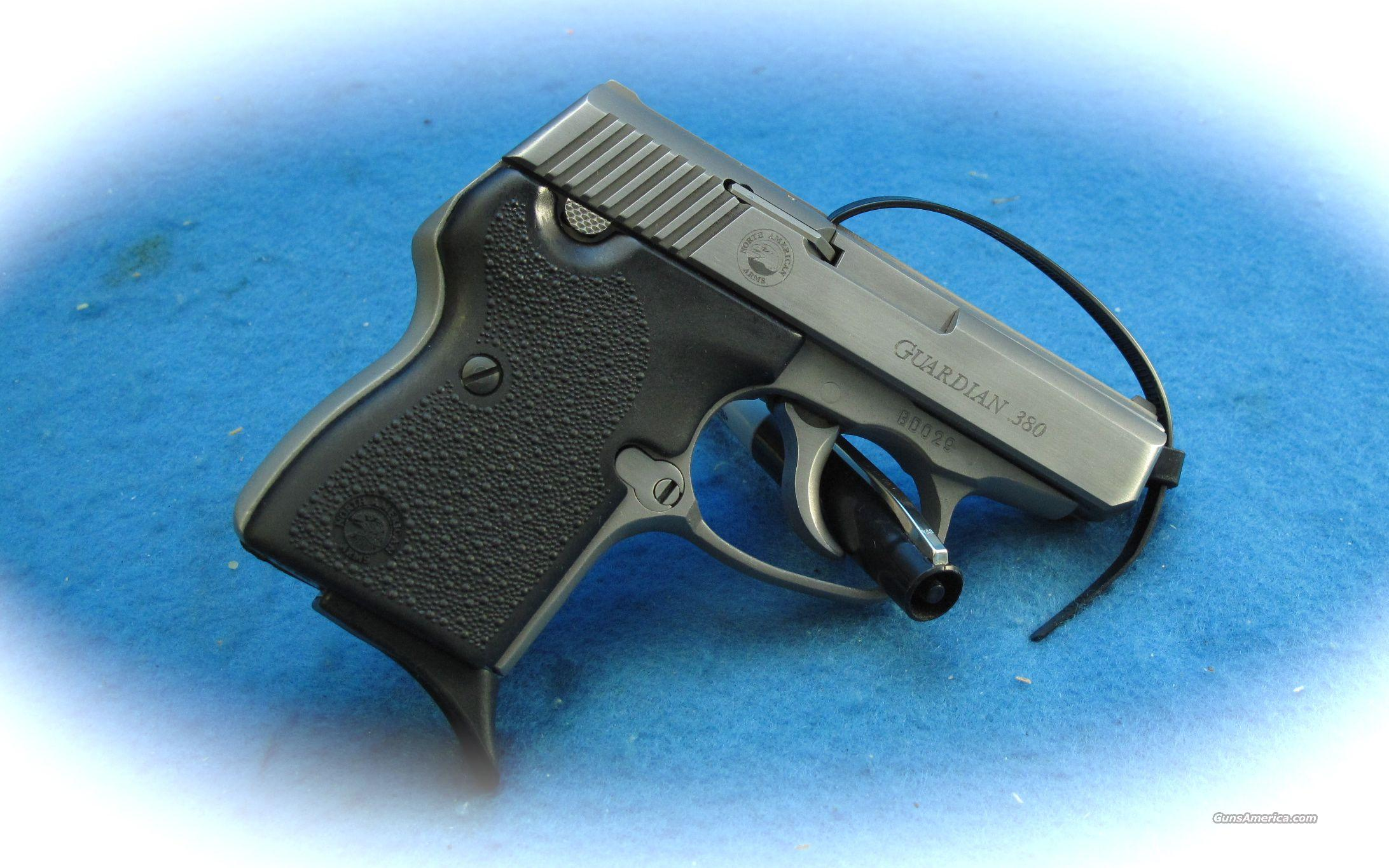 North American Arms Guardian .380 SS Pistol **NEW**  Guns > Pistols > North American Arms Pistols