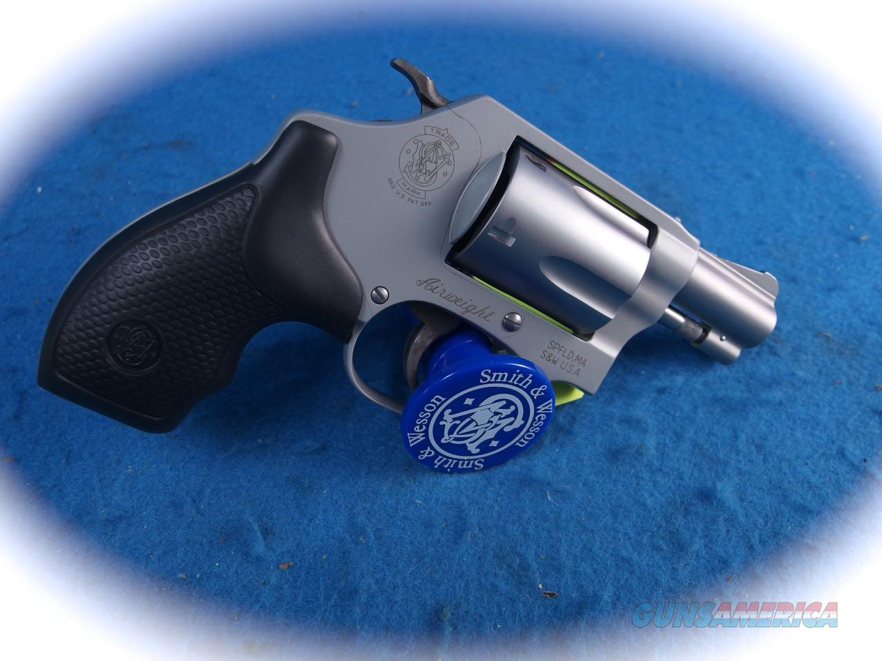 Smith & Wesson Model 637 .38 Spl . Airweight Revolver **New** ON SALE  Guns > Pistols > Smith & Wesson Revolvers > Small Frame ( J )