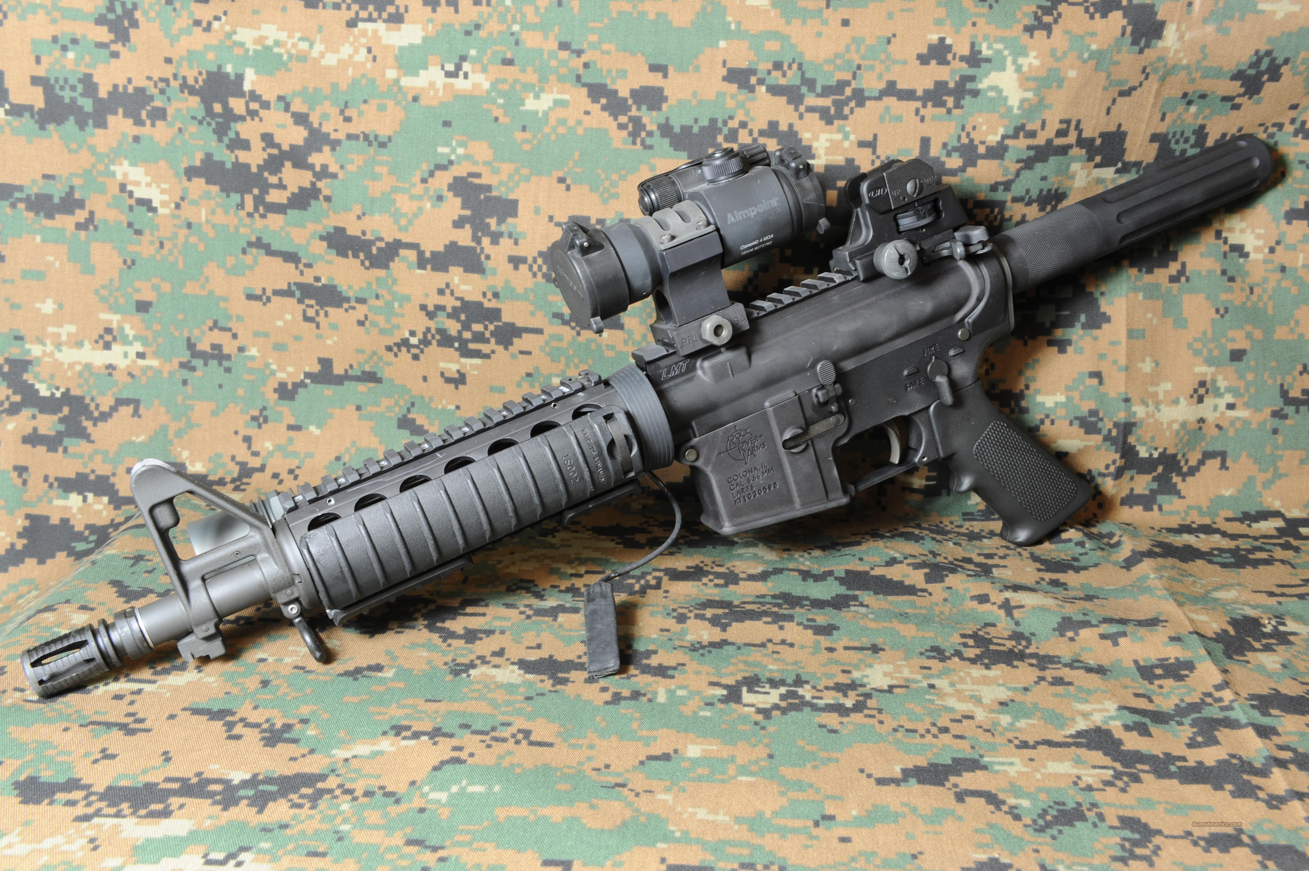 Rock River Arms/Lewis Machine & Tool Mk 18 Mod 0 pistol  Guns > Pistols > Rock River Arms Pistols